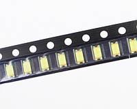 100x SMD SMT 0805 яркий светодиод LED, зеленый