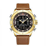 Naviforce NF9153L Light Brown-Gold, фото 2