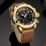 Naviforce NF9153L Light Brown-Gold, фото 3