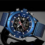 Naviforce NF9153S All Blue, фото 2
