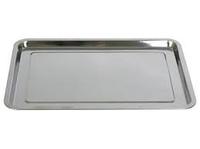 Поднос Benson BN-663 (40*30*2 см) нержавеющая сталь