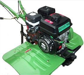 Мотоблок Bizon 900 (бензин,7,5 л.с.,колеса 4.00-8, рем. сцепление, 32 ножа, фреза 2+1+1)
