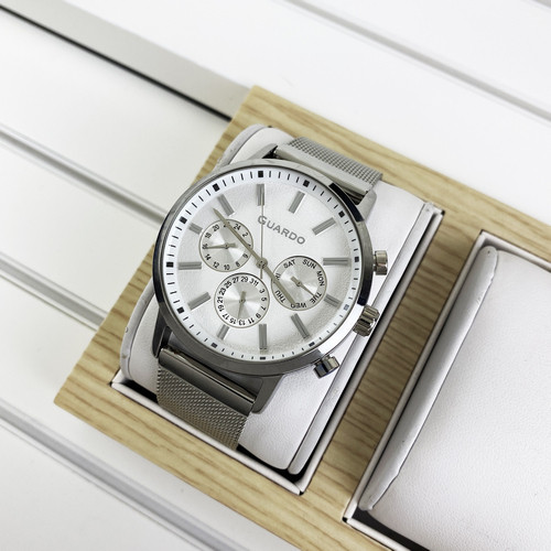 Guardo 012077-1 Silver-White