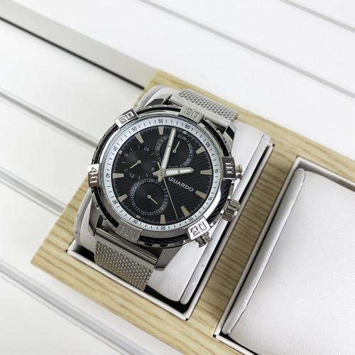 Guardo B01352(2)-1 Silver-Black