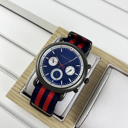 Guardo 11146-4 Blue-Red-Gray