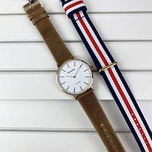 Guardo 11014-6 Brown-Cuprum-White