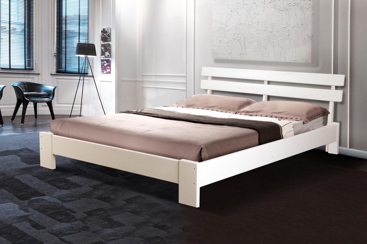 Кровать Эмма ольха (Микс-Мебель ТМ)