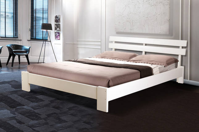 Кровать Эмма ольха (Микс-Мебель ТМ), фото 2