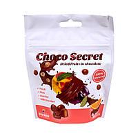 Цукерки з сухофруктів в шоколаді Choco Secret. Горіхово-фруктова, 50 г, фото 1