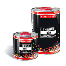 Растворитель для переходов Thinner CS System – 499
