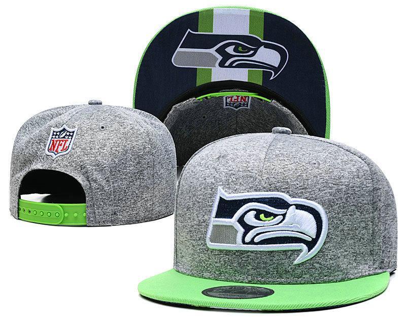 Кепка Snapback Seattle Seahawks / CAP-354 (Реплика)