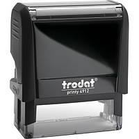 Оснастка для штампа пластмассовая 47х18мм, Trodat 4912