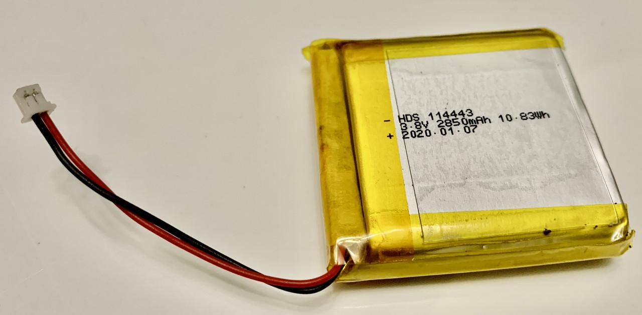 Видеорегистратор нагрудный - аккумулятор 2850 mAh