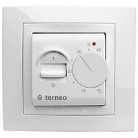 Терморегуляторы. Регулятор температуры для теплого пола «terneo mex unic» 16A