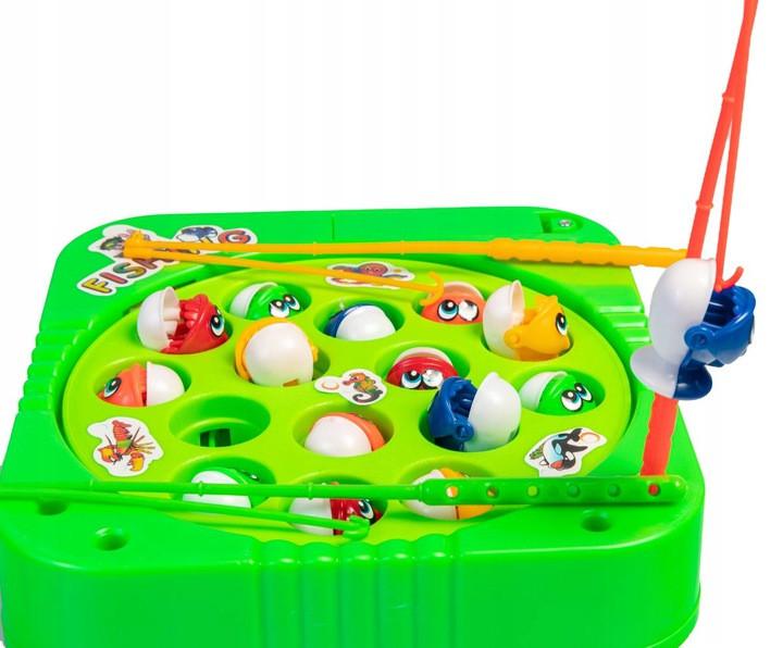 Игра настольная детская рыбалка Feeshing game