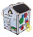 Домик развивающий GoodPlay 28х28х35 с подсветкой B006, фото 5