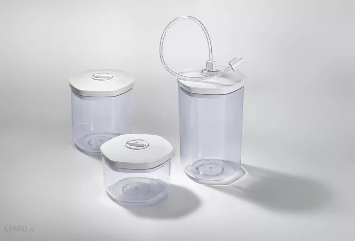 Набор пищевых контейнеров для вакуумного хранения продуктов Concept VD-8100 Fresh