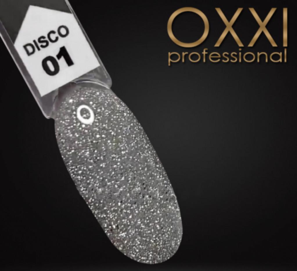Гель-лак Disco Oxxi Professional №01, 10 мл