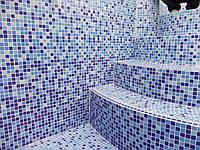 Мозаика для облицовки бассейна