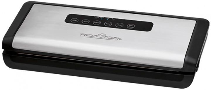 Продуктовый бытовой вакууматор  упаковщик устройство для вакуумирования для продуктов PROFICOOK PC-VK 1146