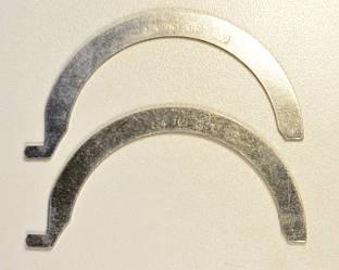 Опорний вкладиш колінчатого вала на Renault Trafic 2001-> 2.5 dCi — Renault (Оригінал) - 7701474972