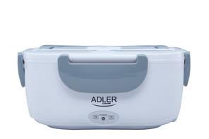 Adler AD 4474 сірий Ланчбокс електричний