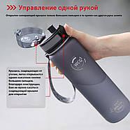 Пляшка для води WCG Red 1 л, фото 2