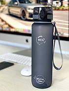 Пляшка для води WCG Red 1 л, фото 8