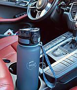 Пляшка для води WCG Red 1 л, фото 9