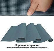Коврик для йоги и фитнеса (йога мат)  WCG M6 зеленый, фото 9