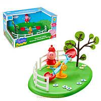 Игровой набор Peppa Pig Игровая площадка Пеппы / Игровая площадка+Фигурка Пеппы