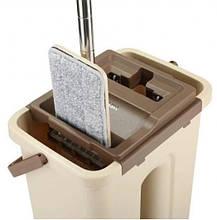 Швабра з віджиманням Scratch Cleaning Mop Миюча для прибирання та миття підлог