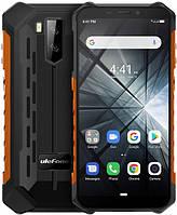 Смартфон Ulefone Armor X5 4/64 Black Orange, фото 1