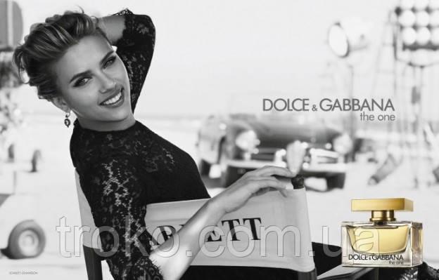 The One Gold Limited Editionот Dolce&Gabbanaдля женщин