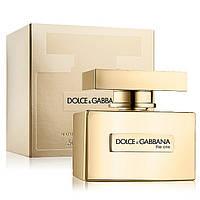 Туалетная вода для женщин Dolce&Gabbana The One Gold Limited Edition