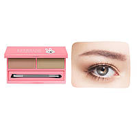 Пудра для брів Rorec Eyebrow Makeup Series, 6г Зайчик