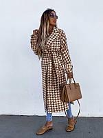 Женское весеннее кашемировое Пальто демисезонное женское Осеннее кашемировое длинное женское пальто кашемир