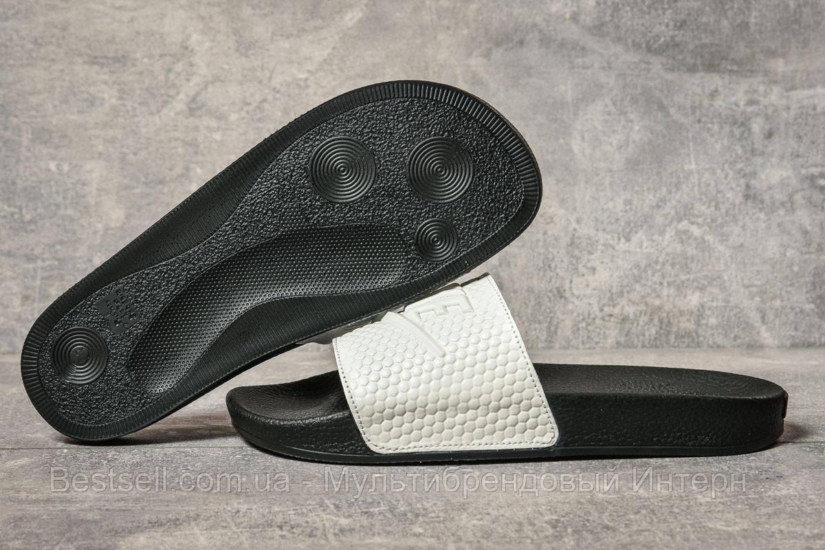 Шльопанці чоловічі 17583, Nike, білі, [ 40 42 43 ] р. 40-26,7 див.