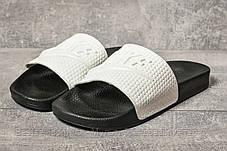 Шлепанцы мужские 17583, Nike, белые, [ 40 42 43 ] р. 40-26,7см., фото 2
