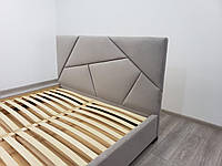 Кровать двуспальная современная Изи