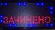 Светодиодная LED Вывеска Вiдчинено Зачинено 48 х 25 см, фото 3