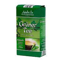 Чай зеленый Westminster Gruner tee 250 г.