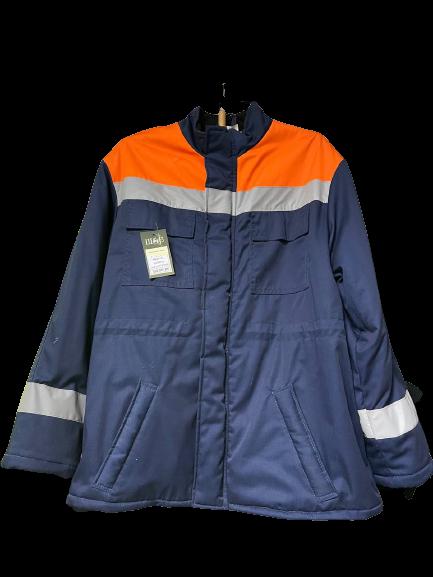 Куртка рабочая темно синяя