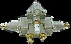 Воздухораспределитель КПП ЯМЗ (крепление 2 отверстия). Повітрярозподільник КПП ЯМЗ   238Н.1723009, фото 2