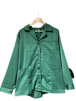 Костюм женский рабочий зеленый