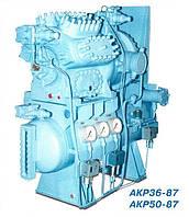 Компрессорно-ресиверный агрегат АКР50-87
