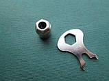 LOXX - никелированный ключ для тентовой кнопки, фото 6