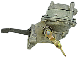 Насос топливный Б-10 ЗИЛ 130-1106010.Бензонсос Б-10 ЗИЛ