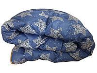 Одеяло холлофайбер бязь полуторное 150х210