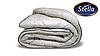Одеяло с открытым мехом   микрофибра   Евро 200x220